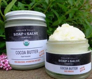 GUIDE: HÅRPLEJE UDEN KEMI | Cocoa Hair Butter Organic