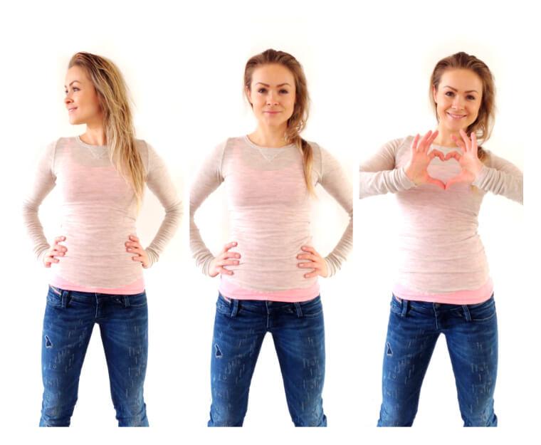 Brug din krop til at skabe respekt | KarolinaKaersner.com