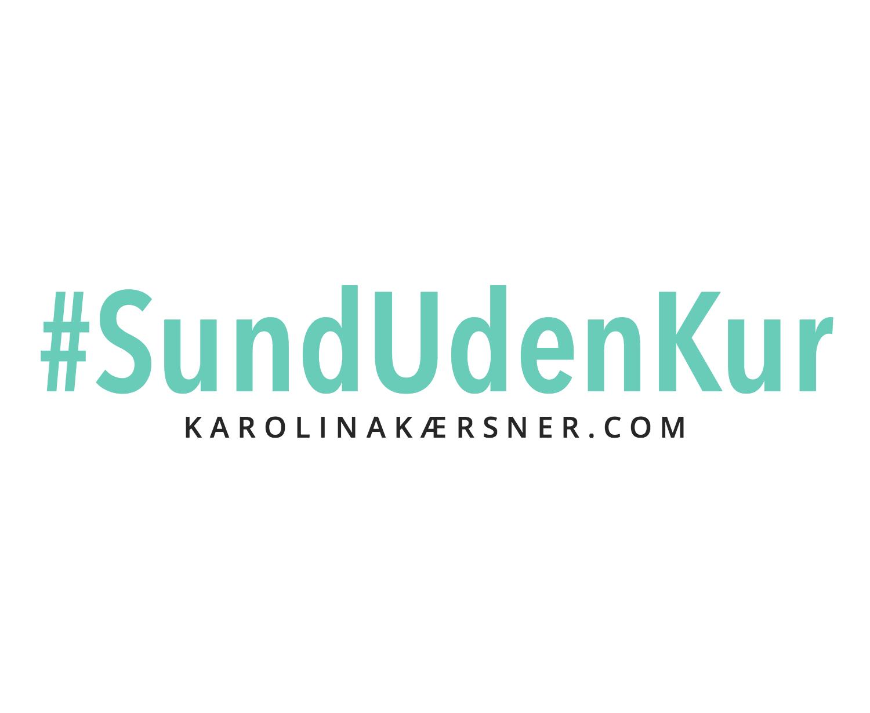 Sund Uden Kur | KarolinaKærsner.com - #sundudenkur