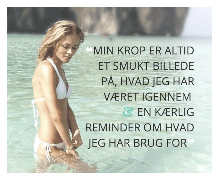 NÅR FEDTET IKKE VIL FORSVINDE - Karolina Kærsner | KAROLINAKÆRSNER.COM