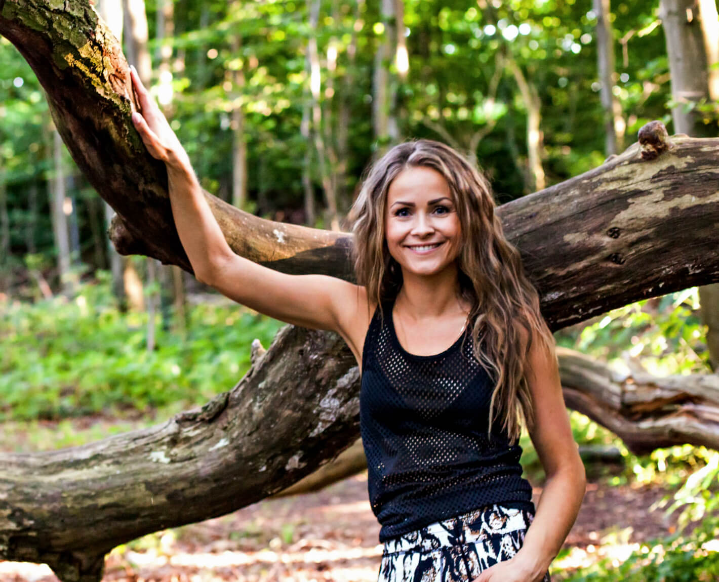 Tilbage på sundheds-sporet af Karolina Kærsner - Sundhedscoach Livsstilsmentor Sundheds Blogger