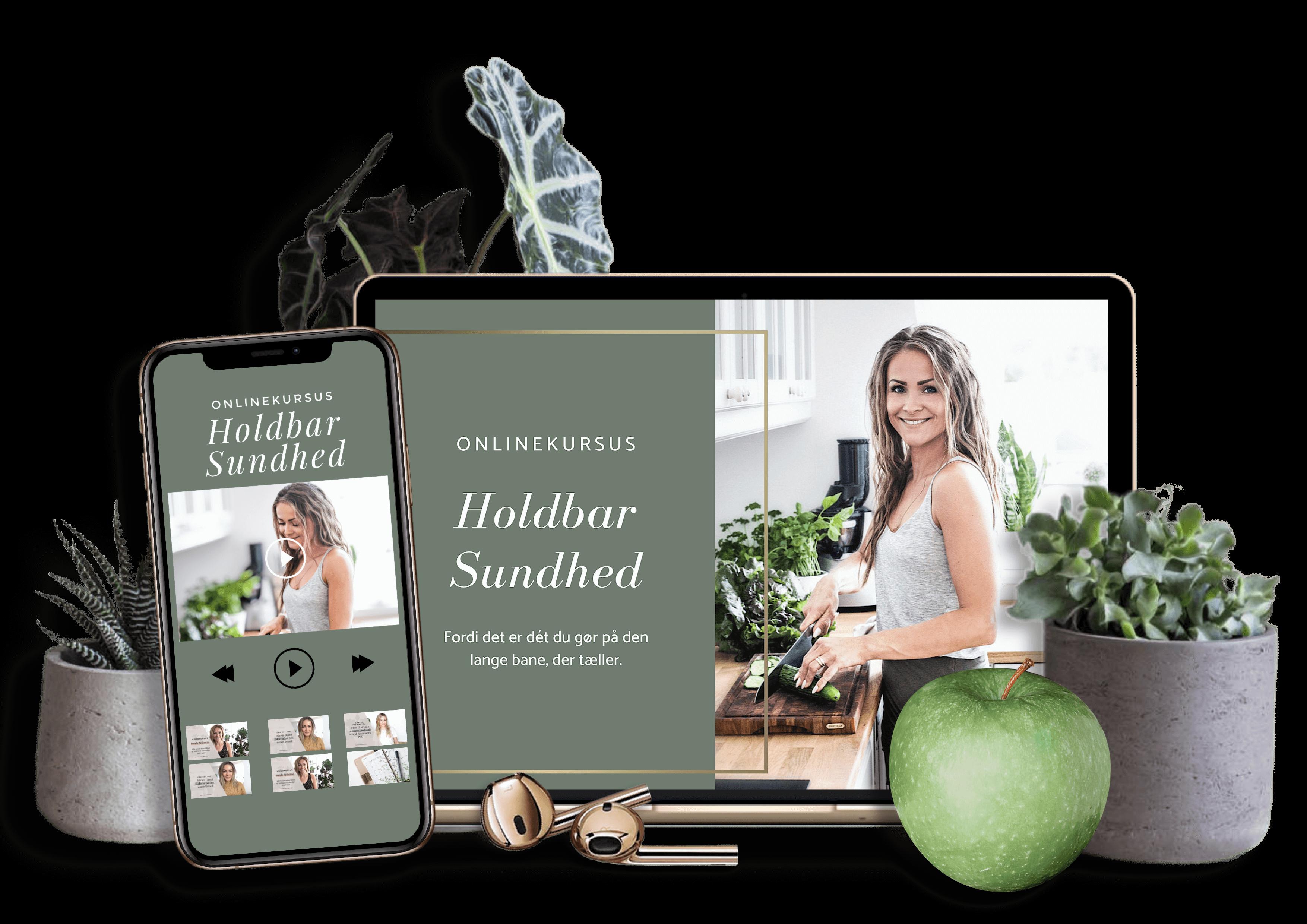 Selvkærlig Sundhed - Onlinekursus Holdbar Sundhed af Karolina Kærsner