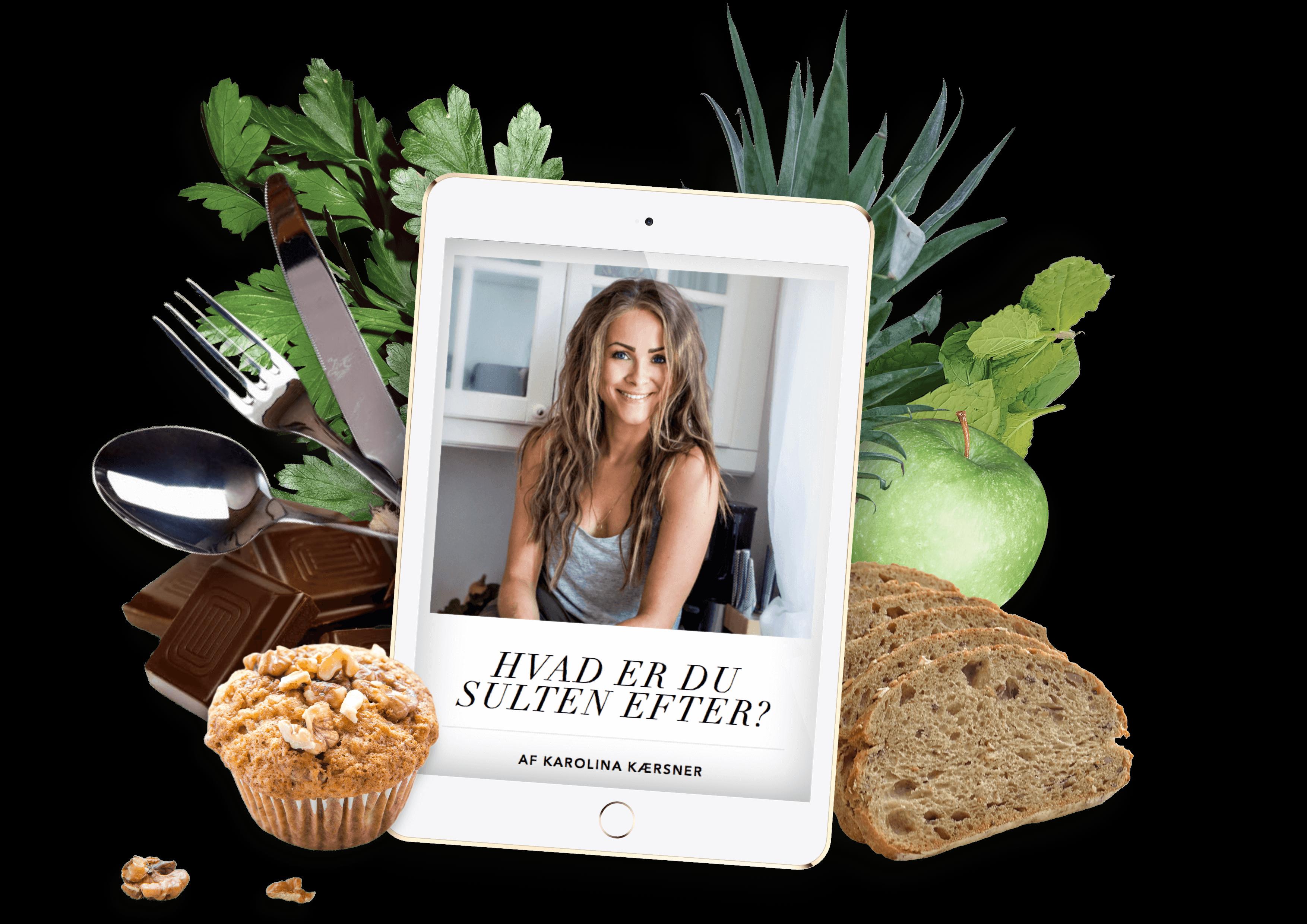Overspisnings Guide: Hvad er du sulten efter? Karolina Kærsner