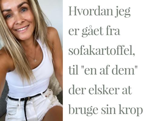 Sofakartoffel - Karolina Kærsner